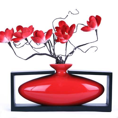 创意花瓶 简约灯具