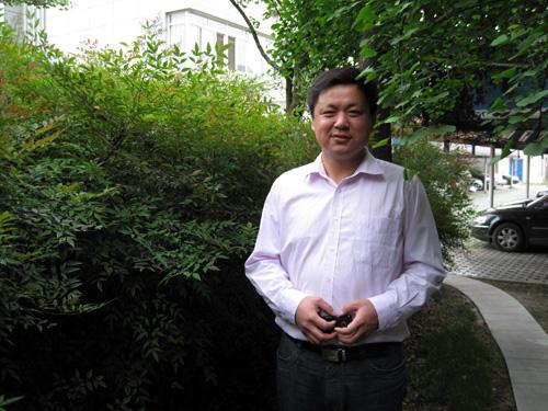 赵宗凯:临危受命攻克世界难题