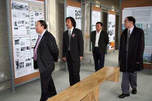 內蒙古工業大學建筑學院掛牌儀式舉行