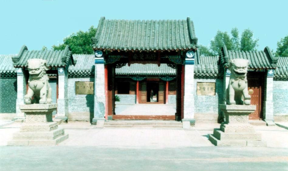清代北方草原独具特色的建筑风格和蒙古民族的聪明