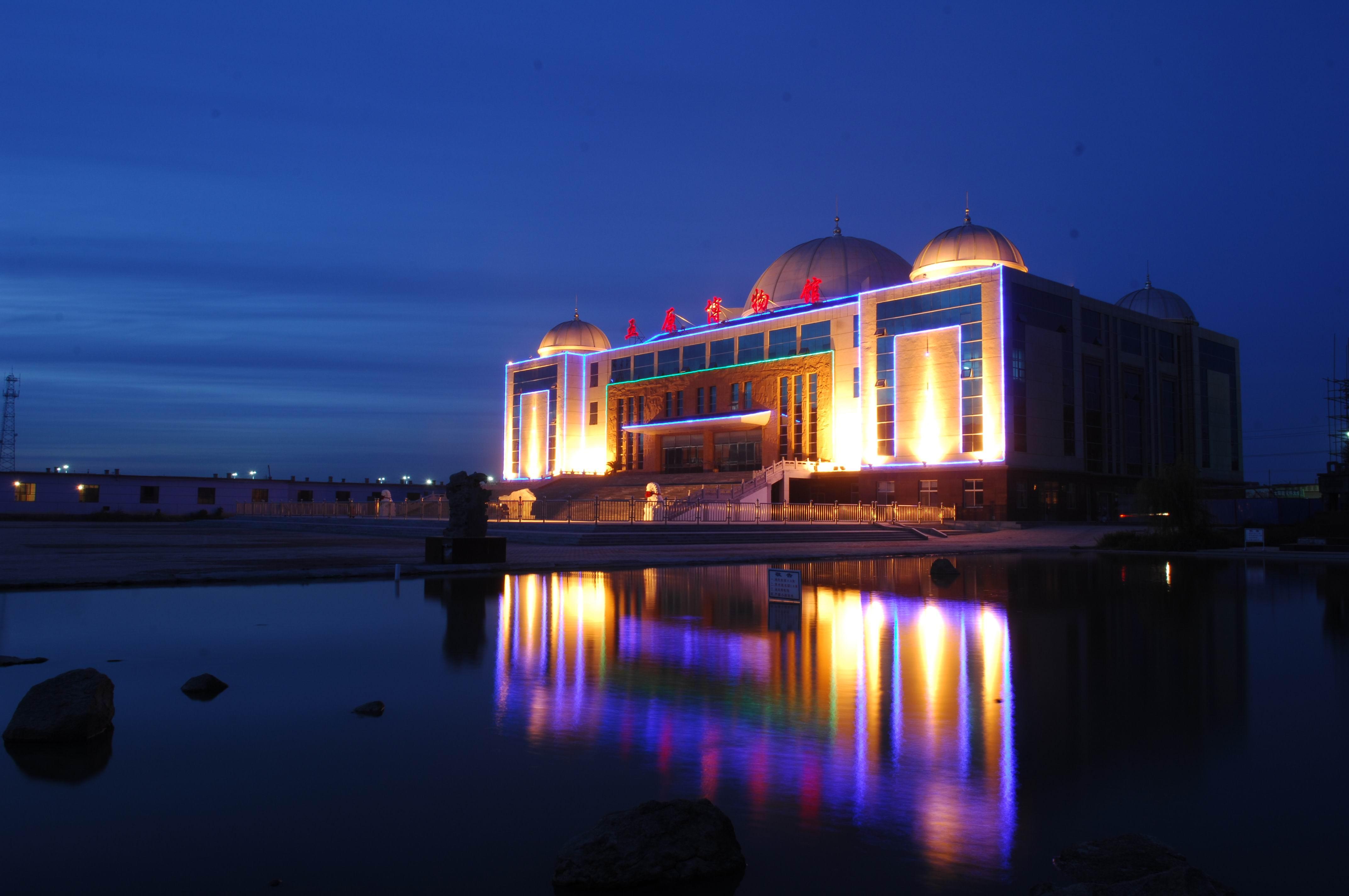 五原博物馆--五原县新闻网