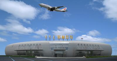 5公里,每日开通锡林浩特至北京,锡林浩特至呼和浩特两条直飞航线,旅游