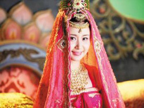 张纪中版《西游记》女儿国国王