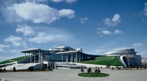 乌兰恰特 内蒙古博物馆
