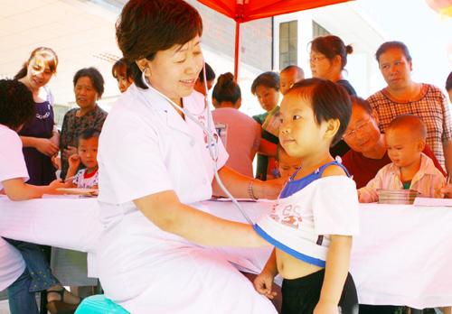 内蒙古首家儿童生长发育门诊正式接诊