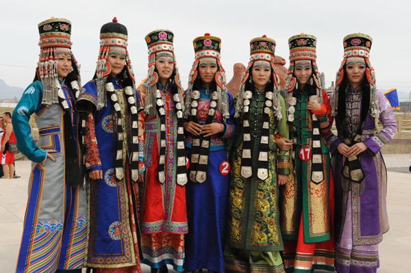 第七届中国蒙古族服装服饰艺术节
