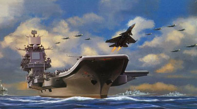美媒称中国军工现代化仍长路漫漫