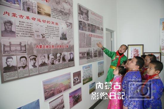 直观了解蒙古族文化及历史的地方——索伦嘎小博物馆