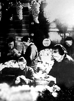 """蒙古族女人撑起的百年""""葡萄常"""""""