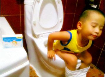 警惕儿童腹泻多发