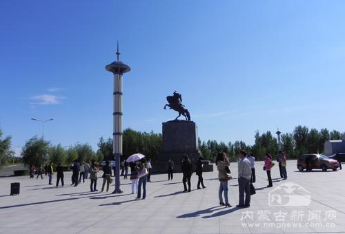 兴安盟科尔沁右翼中旗 努力打造文化大旗
