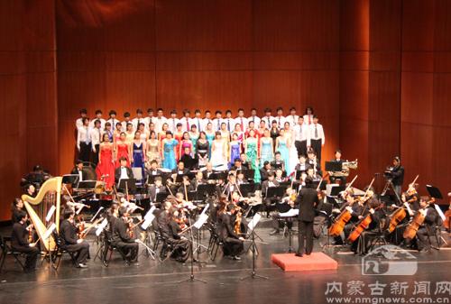 春节序曲交响乐总谱-学举办2012新年音乐会