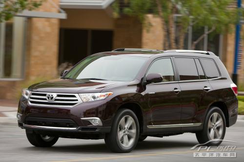 斯柯达将推出7座SUV挑战丰田汉兰达高清图片