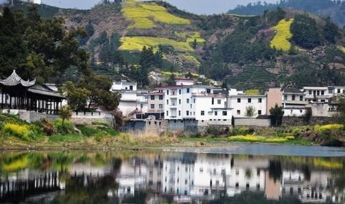 小桥流水人家的江南风景