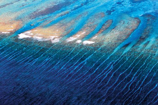 游三沙从西沙群岛开始