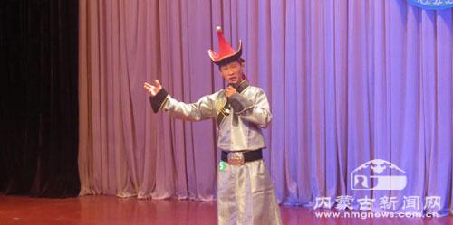 呼和浩特民族学院成功举办锡林郭勒盟首届校园蒙古语歌手大赛呼包鄂