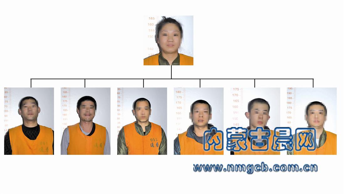 通辽警方破获跨省贩毒案:25岁离异少妇是主角