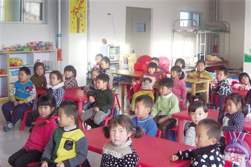 包头市今年新建改扩建26所公办幼儿园