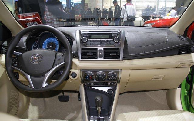 推薦車型二 廣汽豐田YARiS L致炫 -推薦四款年度小型車 偏愛各有不同高清圖片