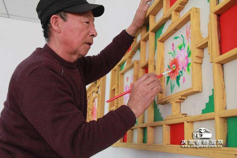 呼和浩特市赛罕区榆林镇举办首届民俗文化展