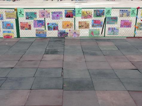 幼儿园爱卫绘画