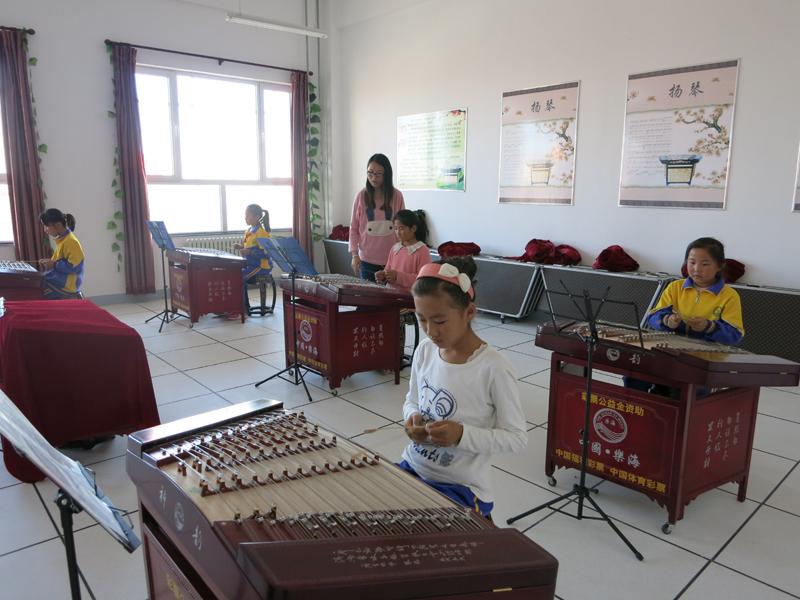 鄂尔多斯市乡村学校少年宫