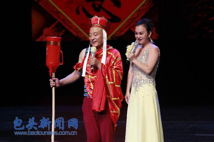 宋小宝领衔刘老根大舞台 轰动包头大剧院图片