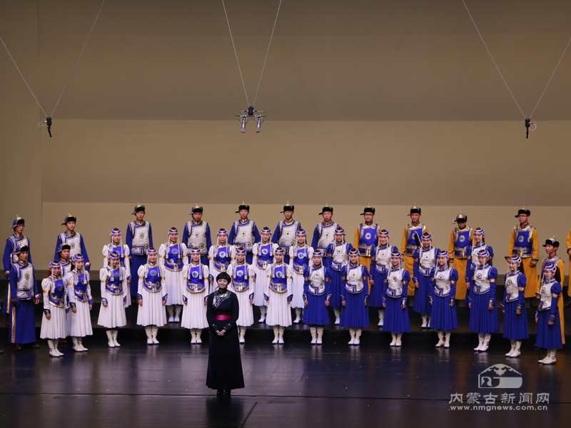 内蒙古少年合唱团参加世界合唱研讨会
