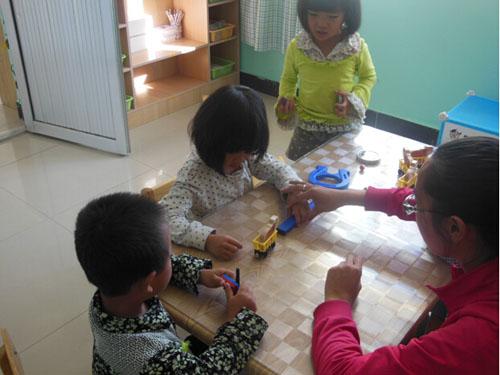 幼儿园科学实验