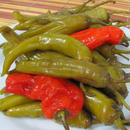 各种好吃的菜- 教你自制五种美味腌菜