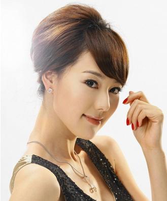 美女主持人王冠微博分享太太白芸豆固体饮料