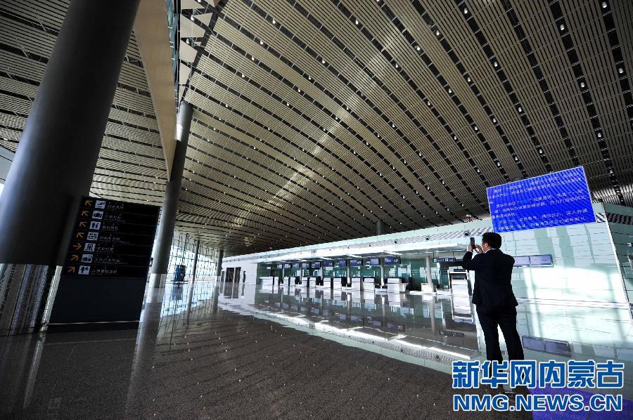 乌兰察布集宁机场将于年内建成通航