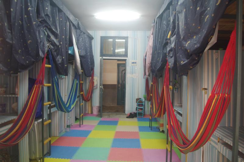 湖南信息职业技术学院学生装扮宿舍环境出新意图片