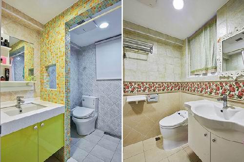 卫生间装修选色风水禁忌