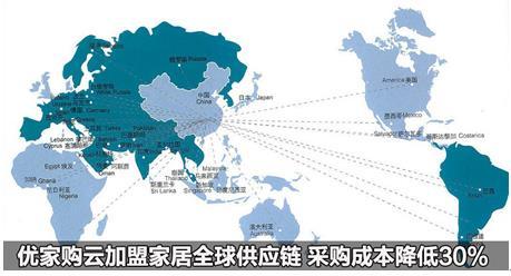 著名家居品牌宜家的供应链被看作是全球商业供应链的