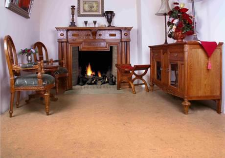 得高wicanders软木地板拼花系列装修效果美图