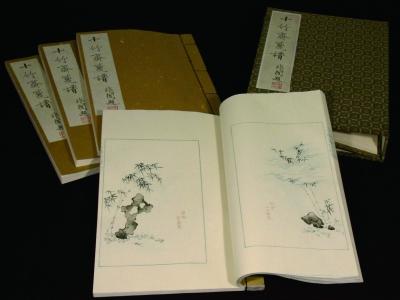 《讲真的》计算器谱子-上世纪50年代,北京荣宝斋挂着两幅《墨虾》,一幅是齐白石自己画的