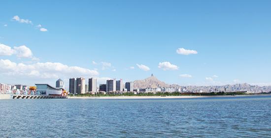 乌海湖上榜国家水利风景区