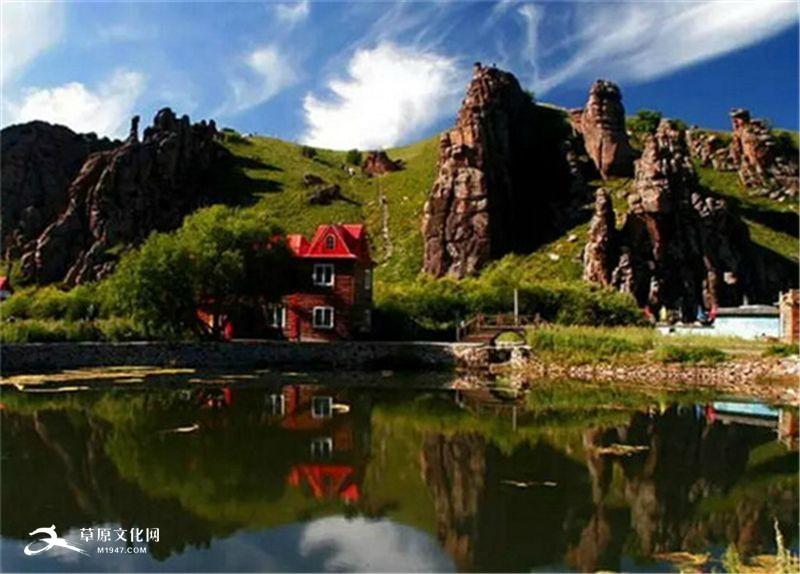 内蒙古 乌海市 乌达区 胡杨岛 - 西部落叶 - 《西部落叶》· 余文博客
