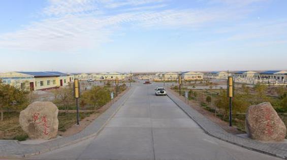 【融媒连连看】阿拉善:奔跑在新型城镇化的路上