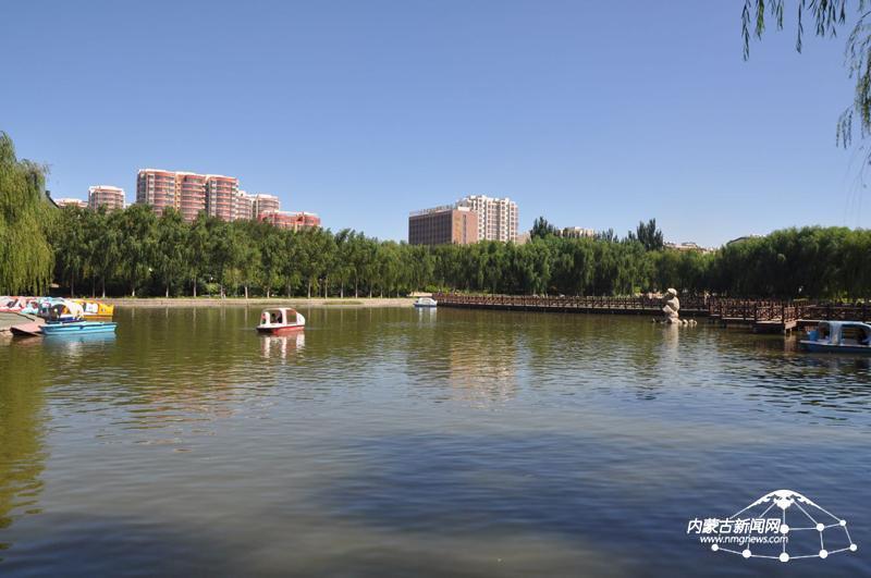 乌海市向大气污染宣战 - -内蒙古新闻网