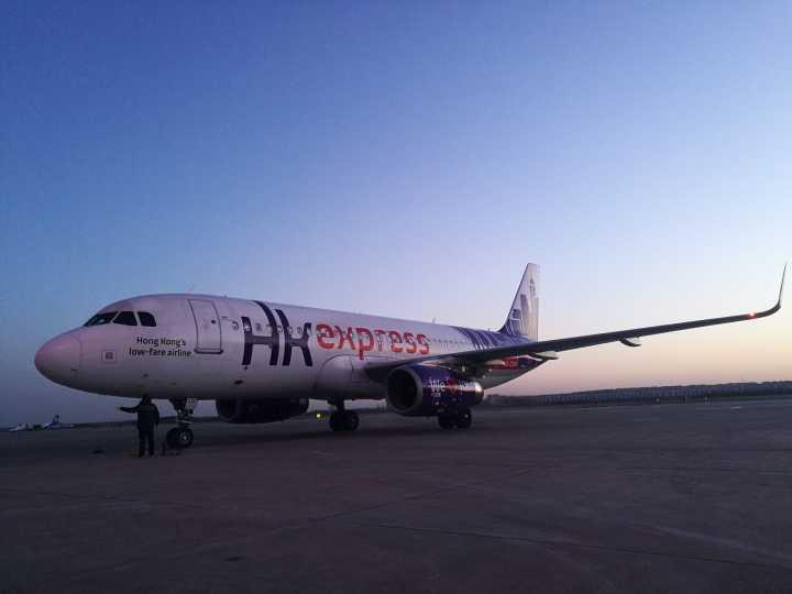 包头机场国际旅客吞吐量突破6万人次