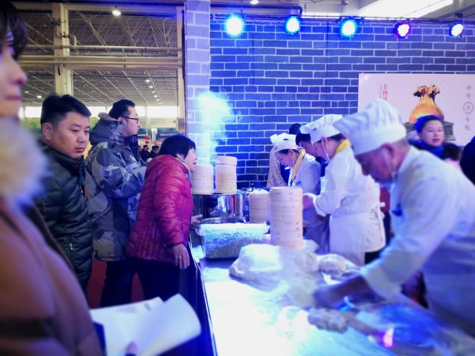 首届呼和浩特国际美食博览会开展啦!