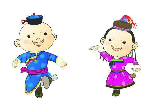 第十四届全国冬季运动会会徽及吉祥物正式发布