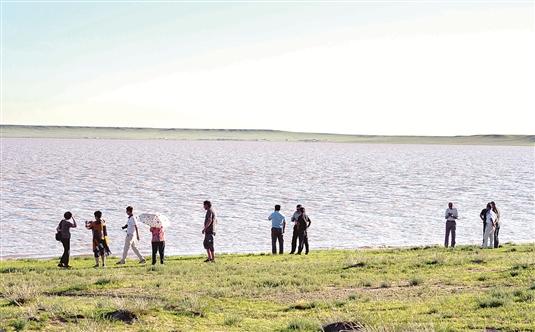 达茂旗:人努力天帮忙 生态恢复再现美景