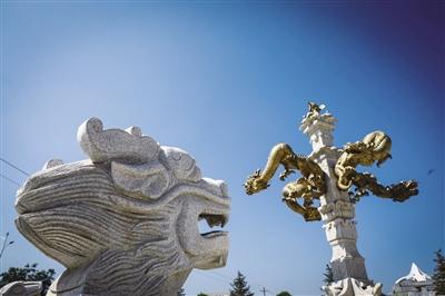 特色雕塑 美轮美奂-新闻中心-内蒙古新闻网