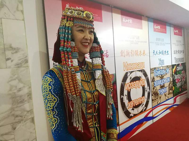 开幕蒙古中国内中国文化旅游周感知女生性爱瘦