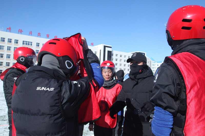 《澳洲快三人工计划》_什么,冬运会比赛中竟然有打雪仗?