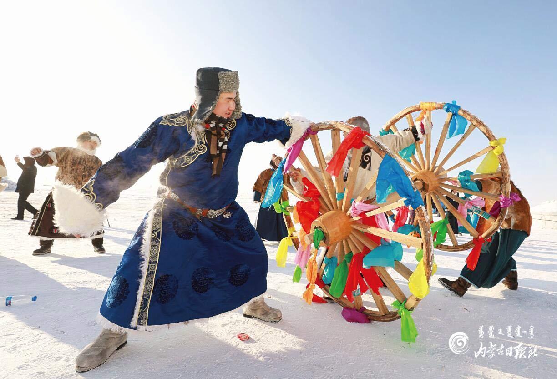 2019·呼伦贝尔冬季那达慕开幕