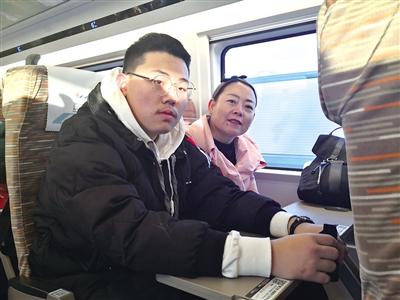 思特和妈妈北京圆梦之旅